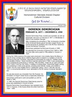 Derenik Demirchian