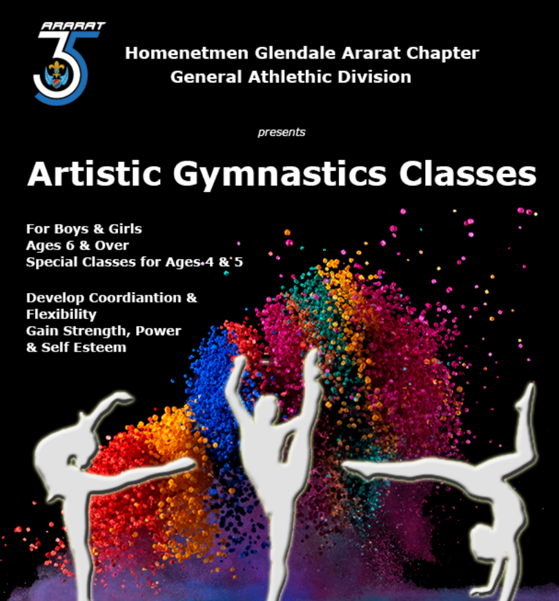 Artistic Gymnastics Classes