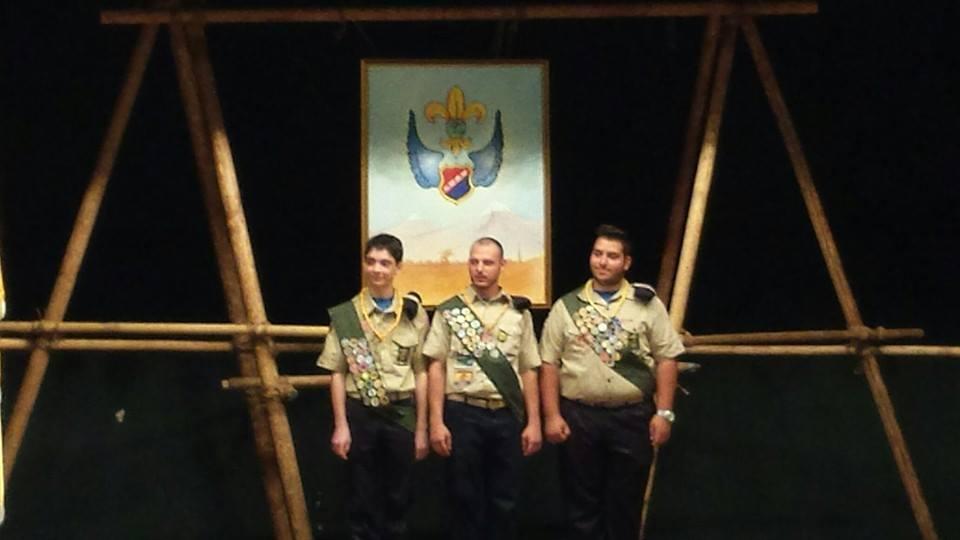 Scouting – Homenetmen Glendale Ararat Chapter