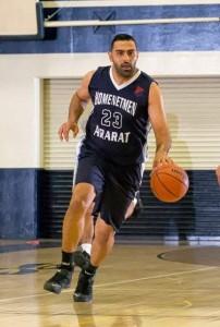 Armenian National Team FIBA 2016
