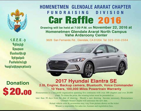 how to sell car raffle tickets