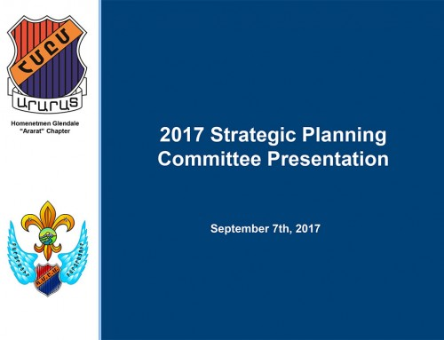 2017 Strategic Planning Committee Presentation