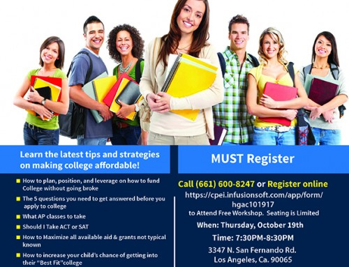 Learn How to get Accepted