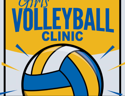 Girls Volleyball Clinic