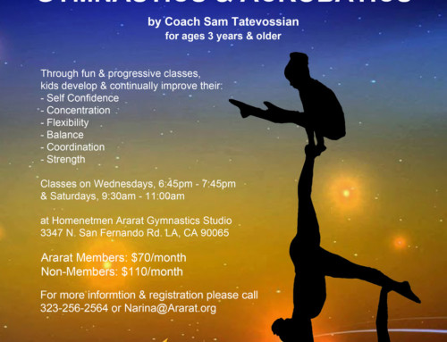 Gymnastics & Acrobatics