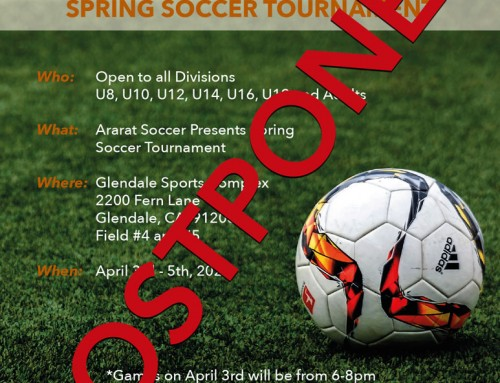 Spring Soccer Tournament