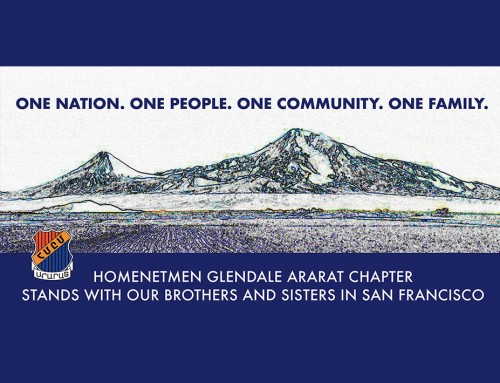 One Nation, One People, One Community, One Family.